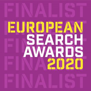 InfoTrade genomineerd bij European Search Awards 2020