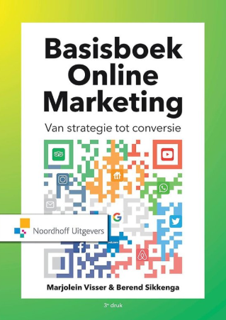 Basis boek online marketing | InfoTrade