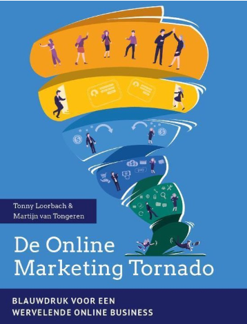 Boek de online marketing tornado | InfoTrade