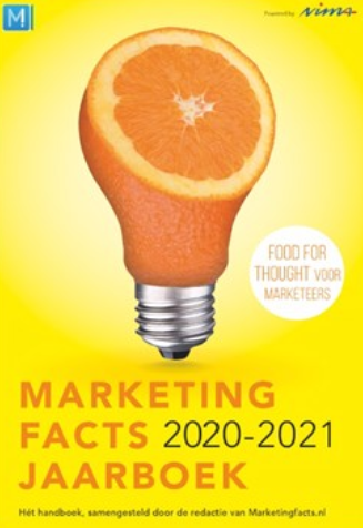 Marketingfacts 2020 2021 Jaarboek | InfoTrade
