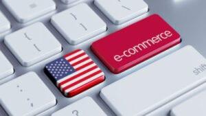 Online bestedingen VS schieten omhoog!